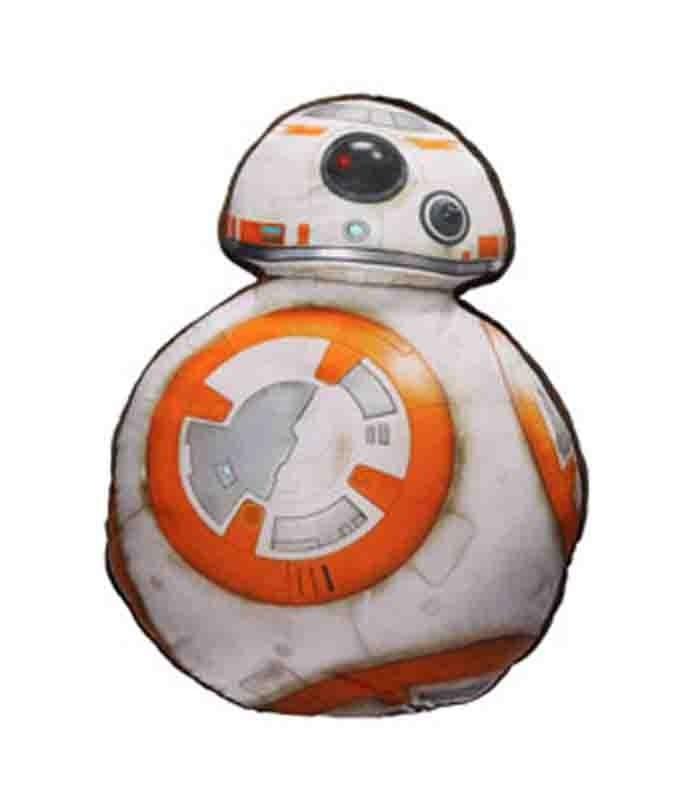 BB-8 cojín forma Star Wars