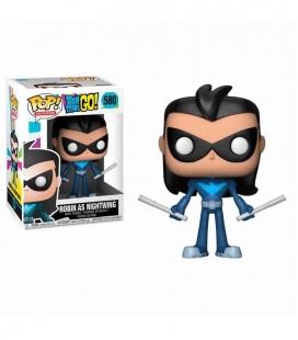 Funko POP! Robin as Nightwing - Teen Titans Go!