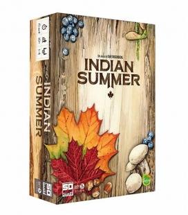 Indian Summer en español - Juego de mesa SD GAMES