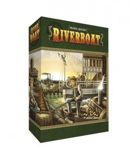 Riverboat - Juego de tablero SD GAMES en español