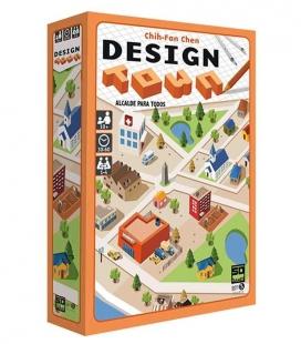 Design Town  - Juego de cartas SD GAMES en español