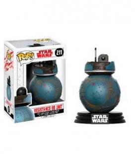 Funko POP! 211 Episode VIII The Last Jedi Resistance BB Unit Exclusive - Star Wars