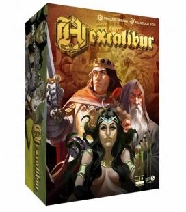 Hexcalibur - Juego de mesa SD GAMES