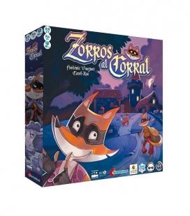 Zorros al Corral - Juego de mesa SD GAMES
