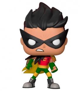 Funko POP! The Night Begins To Shine - Robin - Teen Titans Go!