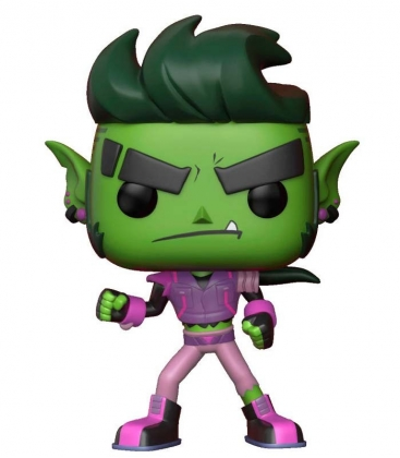 Funko POP! The Night Begins To Shine - Beast Boy - Teen Titans Go!