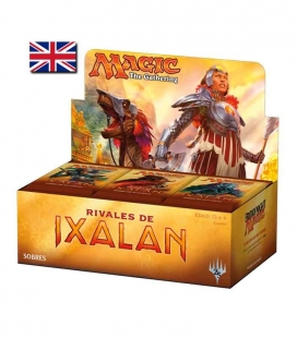 Caja de sobres Rivals of Ixalan Inglés - cartas Magic the Gathering