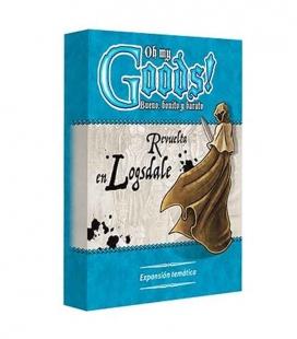 Oh My Goods! Revuelta en Longsdale en español- Juego de cartas SD GAMES
