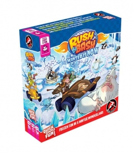 Rush & Bash Winter is Now - Juego de tablero SD GAMES