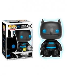 Funko POP! 01 Justice League Batman Silhouette Exclusive - DC Comics