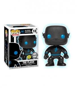 Funko POP! 10 Justice League The Flash Silhouette Exclusive - DC Comics