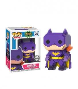 Funko POP! 21 8 BIT Classic Batgirl Exclusive - DC Comics