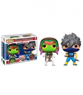 Funko POP! Gamora vs Strider Exclusive - Marvel VS Capcom