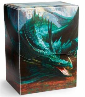 Caja de mazo Ixalan Versión 3 Ultra Pro. Para 100 cartas
