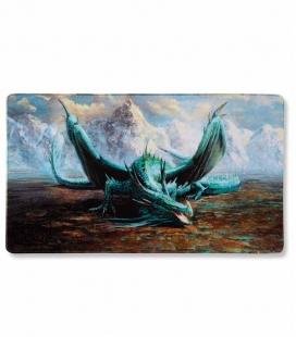 Tapete Edición Limitada Cor Dragon Shield. Color Mint