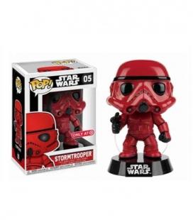 Funko POP! 05 Red Stormtrooper - Star Wars