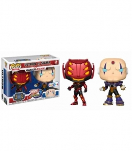 Funko POP! Ultron vs Sigma - Marvel VS Capcom