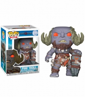 Funko POP! 271 Fire Troll - God of War