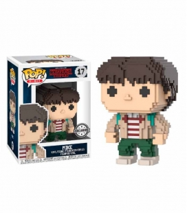 Funko POP! 17 8 BIT Mike Exclusive - Stranger Things