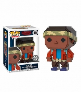 Funko POP! 19 8 BIT Lucas Exclusive - Stranger Things