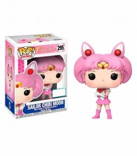 Funko POP! 295 Chibi Moon Sparkle Glitter Exlcusive - Sailor Moon