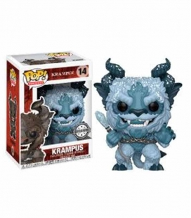 Funko POP! 14 Frozen Krampus Exclusive - Krampus