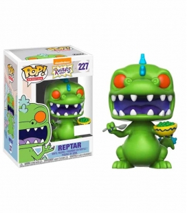 Funko POP! 227 Reptar with Cereal Box Exclusive - Rugrats