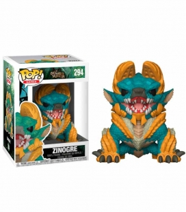 Funko POP! 294 Zinogre - Monster Hunter
