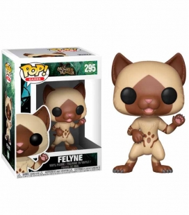 Funko POP! 295 Felyne - Monster Hunter