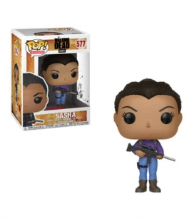 Funko POP! 577 Sasha - The Walking Dead