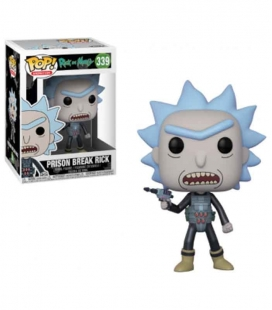 Funko POP! Jim con armadura y gnomo - Trollhunters