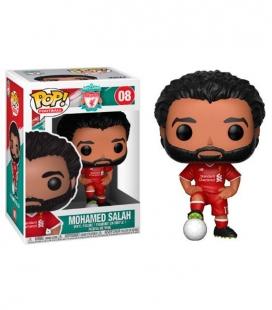 Funko POP! 08 Mohamed Salah Liverpool - Fútbol