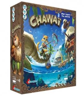 Chawai - Juego de mesa SD GAMES