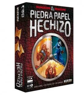Piedra Papel Hechizo - Juego de mesa SD GAMES