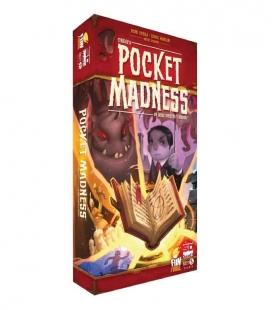 Pocket Madness - Juego de mesa SD GAMES