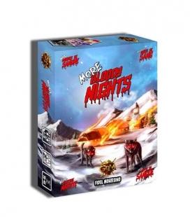 Más Noches de Sangre - Juego de mesa GDM Games