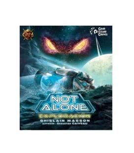 Not Alone Exploración - Juego de mesa GDM Games