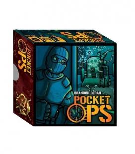Pocket Ops - Juego de mesa GDM Games