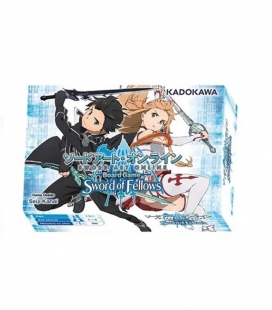 Sword Art Online - Swords of Fellows - Juego de mesa GDM Games