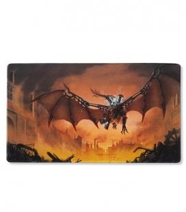 Tapete Edición Limitada Draco Color Copper Dragon Shield