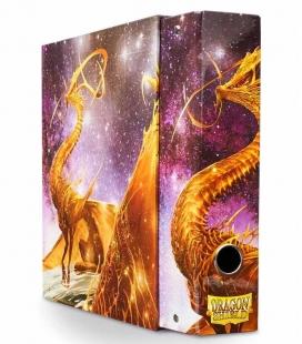 Slipcase Binder Glist Dragon Shield. Oro