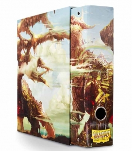 Slipcase Binder Rodinion Dragon Shield. Umber