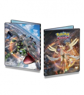 Portfolio de 9 bolsillos Pokemon Sun and Moon 6 Ultra Pro