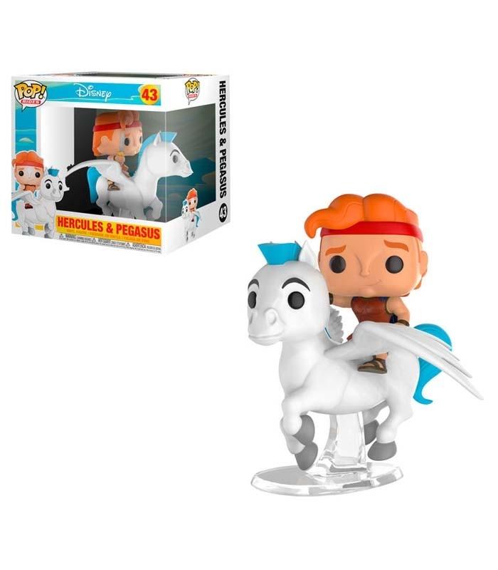 Funko POP! 43 Pegasus & Hercules 15cm - Hercules Disney