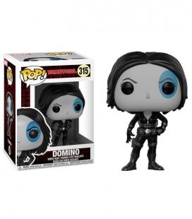Funko POP! 315 Domino - DEADPOOL