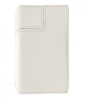 Caja de mazo Deck Box M2 Outer Rim Ultra Pro. Color Blanco