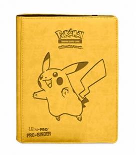 Pro Binder Pokemon de 9 bolsillos Pikachu Ultra Pro