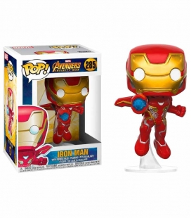 Funko POP! 285 Iron Man with Wings - Infinity War Marvel