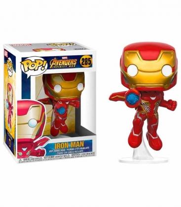 Funko POP! 285 Iron Man with Wings - Infinity War Marvel
