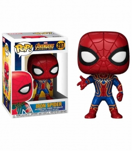 Funko POP! 287 Iron Spider - Infinity War Marvel
